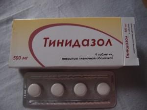 Тинидазол и секс